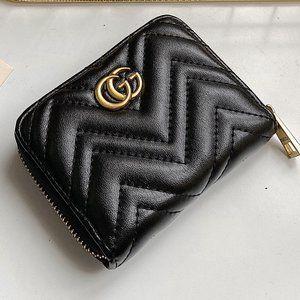 Repurposed Gucci GG Marmont Mini Wallet